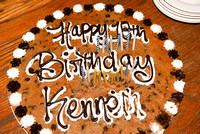 Kenneth Birthday w