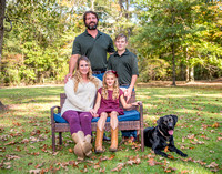 Will and Kelli Petit Family 2017